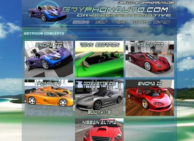 Gryphon Automotive