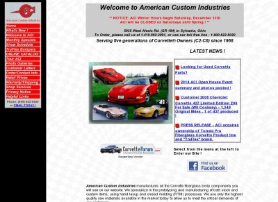 American Custom Industries
