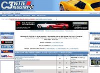 Official C3 Vette Registry