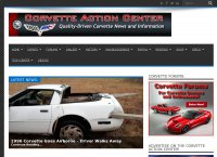 The Corvette Action Center