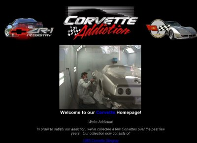 Corvette Addiction