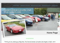 Found Caravan Corvette Club, I