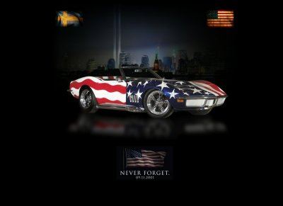 Corvette Stingray - The American Dream
